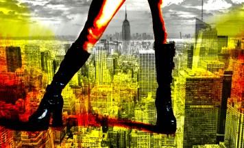 City Art Boots
