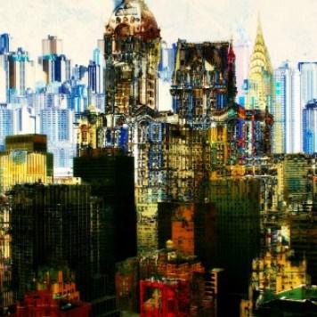 Digital Art Tutorial Using Overlays