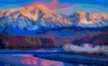 Digital Landscape Art