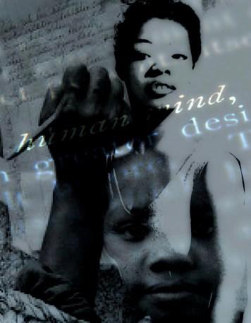 Maya Angelou Art Human Mind