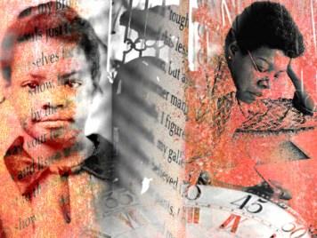 Maya Angelou Art Portrait