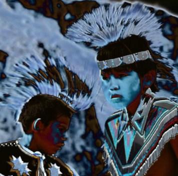 Native American Artist