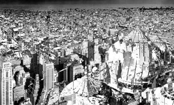 Art Print Cityscape
