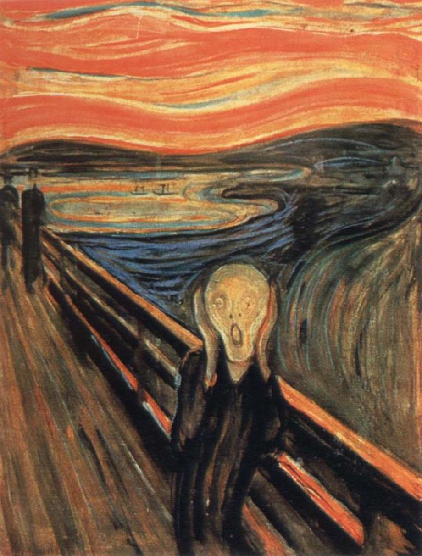 Image result for the scream munch
