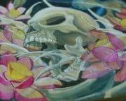 skull facebook