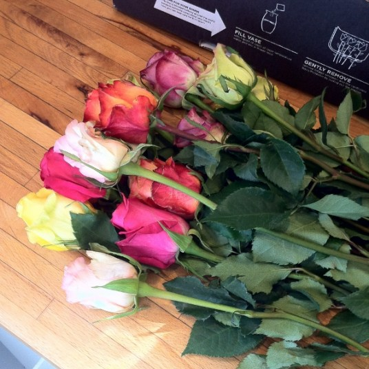Bouqs Review Flowers Unwrapped