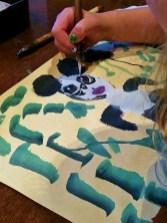 LACMA Maisie Painting