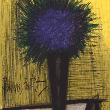 Buffet_The_purple_bouquet_of_flowers