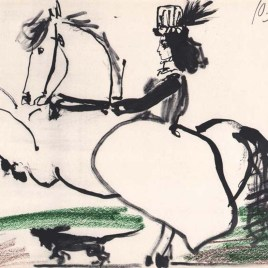 Picasso Pablo, #11 dated 10-3-59