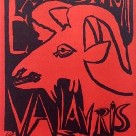 "Picasso Pablo, ""Exposition Vallauris"""