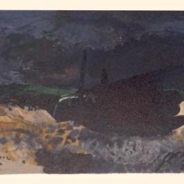 """Braque Georges , """"Sur les galets, 1959"""""""