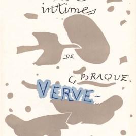 "Braque Georges, ""V31-L8"" Verve"