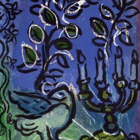 Chagall_Candlestick