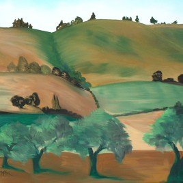 "Absi Grace, ""California hills"""