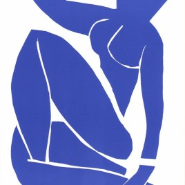 "Matisse Henri, ""Nu Bleu 3"""