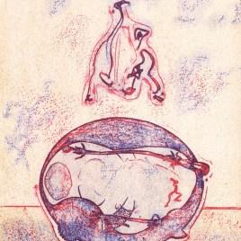 "Ernst Max, ""Untitled XXe Siecle"""