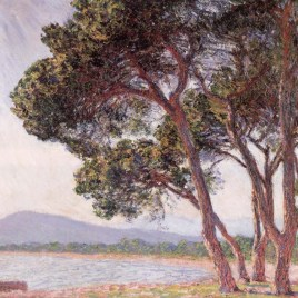 "Monet Claude, ""Beach in Juan Les pins"""