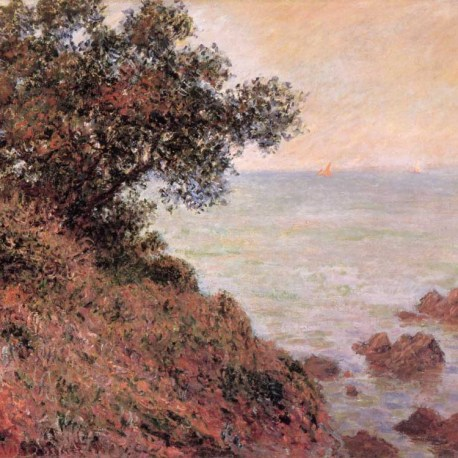 Monet_09_Seashore_on_the_Mediterranean