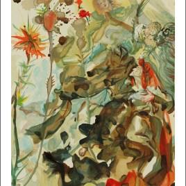 "Dali Salvardor, ""Paradise 25 – St john and hope"""