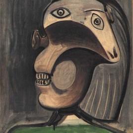 """Picasso Pablo, """"La Guerre 2"""""""