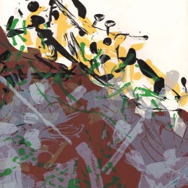 """Riopelle Jean-Paul, """"Untitled – DM37"""""""