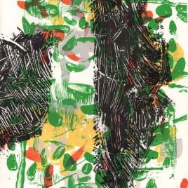 """Riopelle Jean-Paul, """"Untitled – DM38"""""""