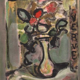 """Rouault Georges, """"Untitled – V4 Cover"""""""