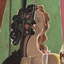 "Braque Georges, ""Figure"""