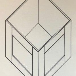 "Patrick Reynaud Original Lithograph 14.5 x 10.5 inch ""N14-3"" printed 1988"