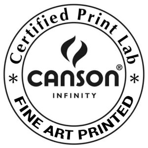 Canson Certified Print Lab - Fine Art Printed