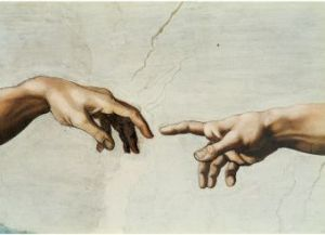 god-and-adams-hands-from-the-sistine-ceiling
