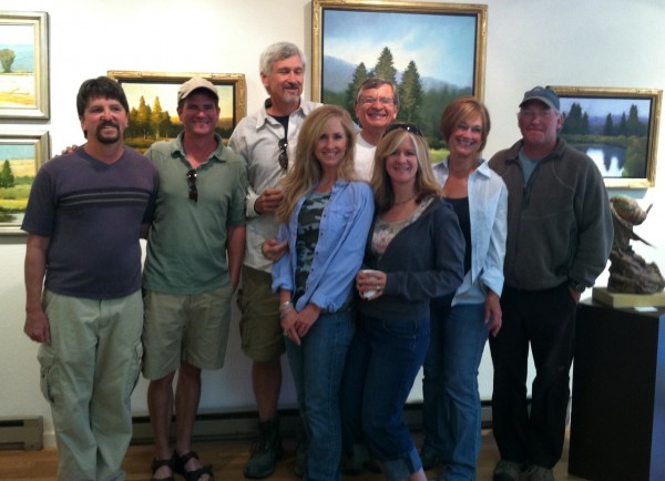 Kneeland Gallery artists 2011