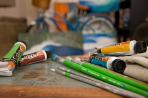 eco friendly art supplies