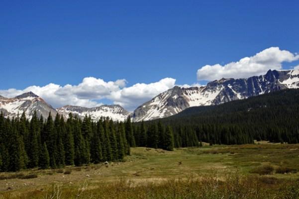 HDR landscape photography