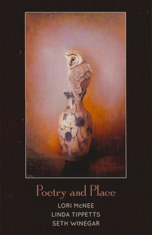 Poetry & Place paintings by Lori McNee
