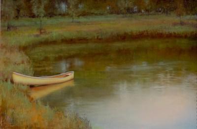 The Waters Edge ©LoriMcNee 20x30
