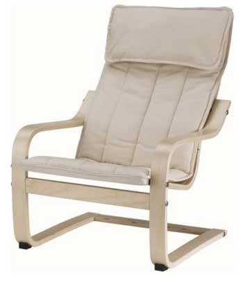 Poang Chair Cover