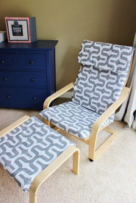 13 Easy And Fast Diy Poang Chair Hacks Shelterness