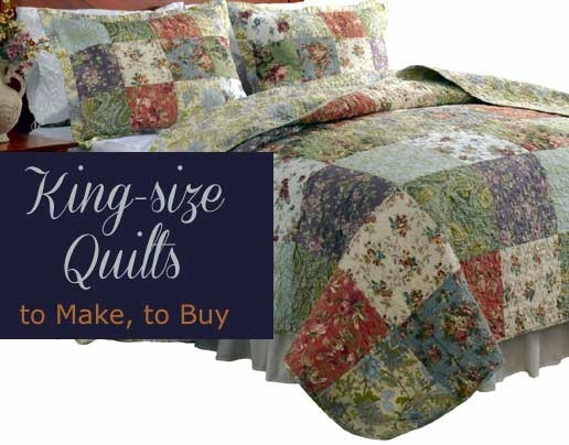 buy king size quilts for sale online or