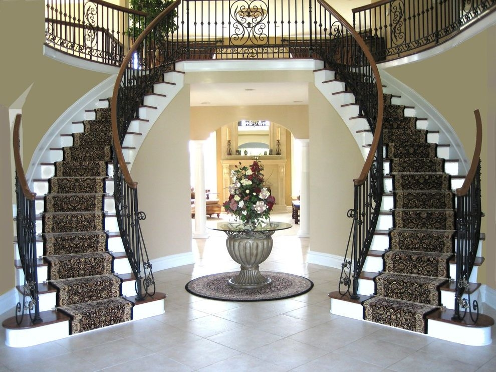 Carpet One Columbia Sc With Traditional Staircase And Banister   Oriental Carpet Runners For Stairs   Wall Carpet   Stuart Street   Salem Ma   Hallway Carpet   Boston Ma