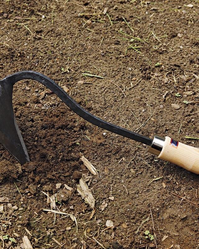 The Short-Handled Ho-Mi Digger