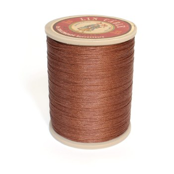 Linen Thread: Brown