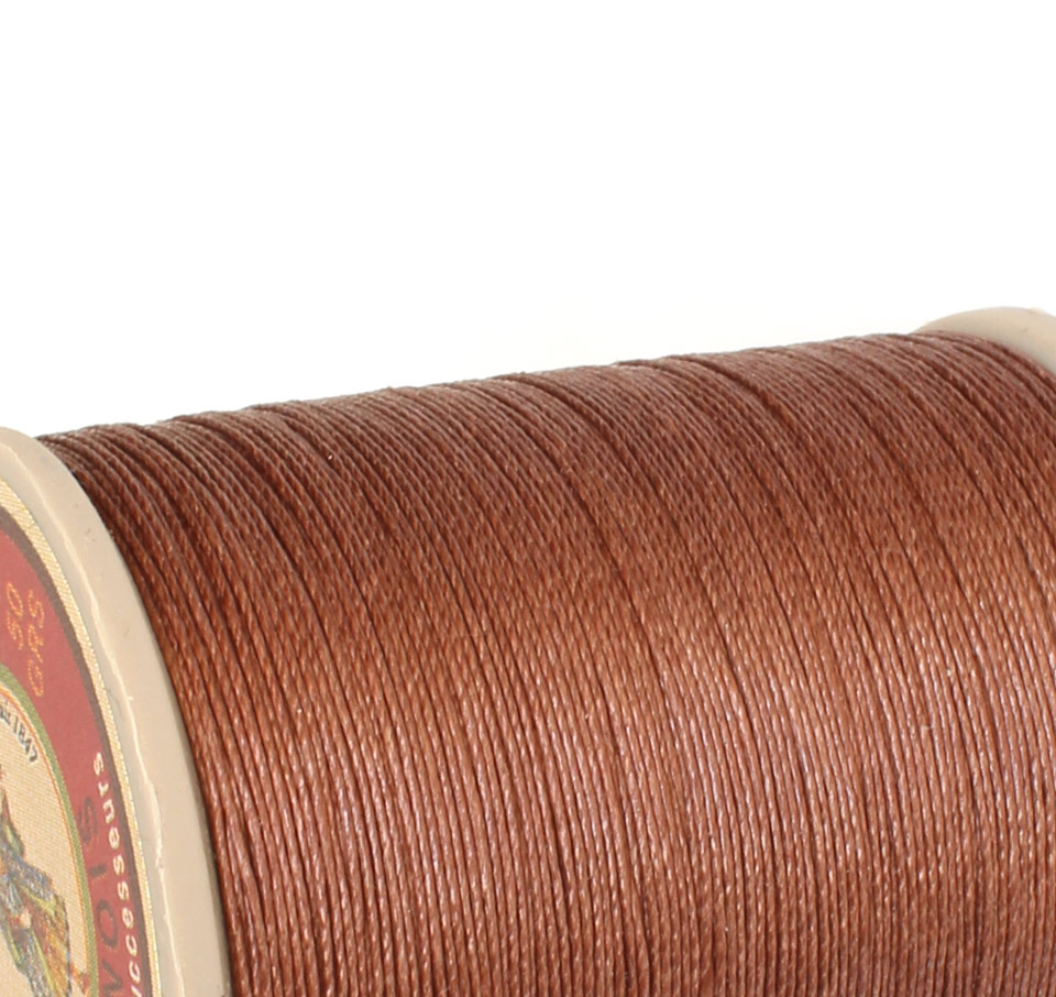 Linen Thread: Brown