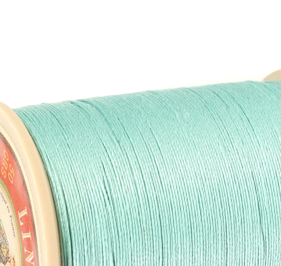 Linen Thread: Jade