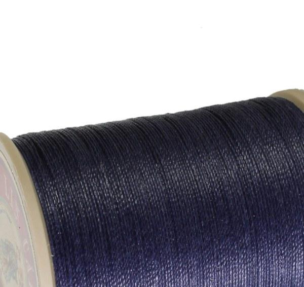 Linen Thread: Navy