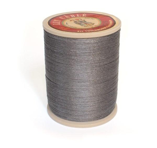 Linen Thread: Slate