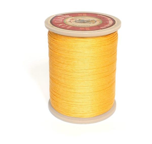 Linen Thread: Yellow
