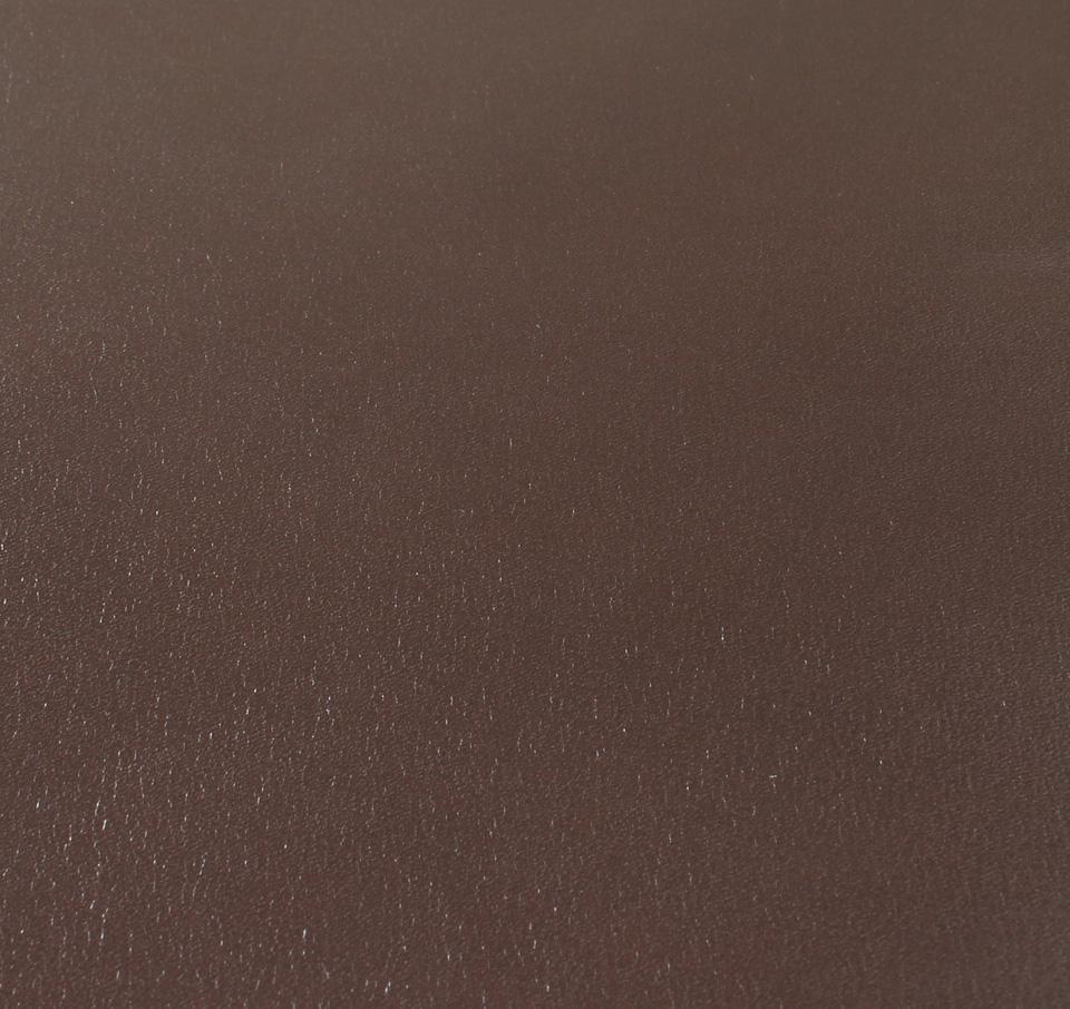Box Calf Leather: Dark Brown