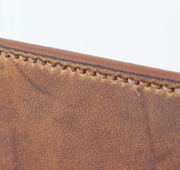 Leather Edge Paint: Brown