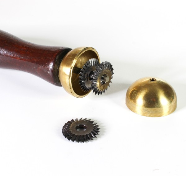 Pricking Wheel Set 7, 9, 10, 12 tpi